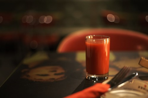 Tomato Juice by liber