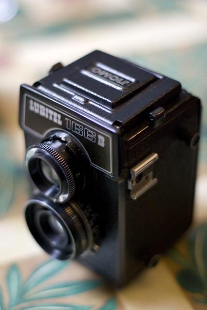Lomo Lubitel 166B