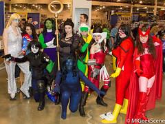Motor City Comic Con A113