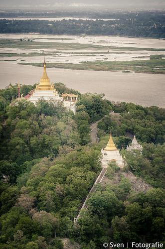 SoneOoPoneNyaShin Pagoda View
