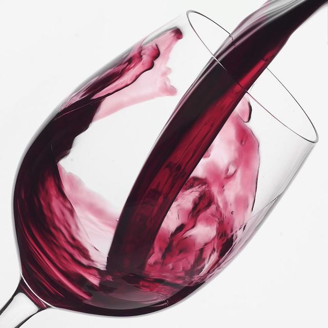 Pour Afresh On Me, wine pour