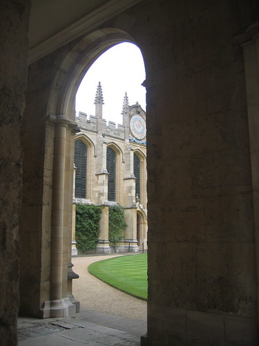 The University of Oxford - really excellent