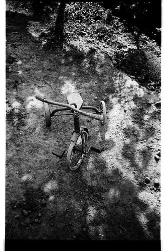Triciclo Triste - Marecelo Montecino