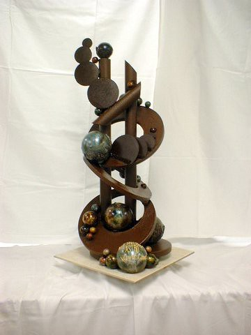 Chocolate Sculpture