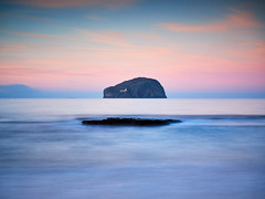 "Bass Rock from Seacliff Beach II, East Lothian • <a style=""font-size:0.8em;"" href=""http://www.flickr.com/photos/26440756@N06/32467919405/"" target=""_blank"">View on Flickr</a>"