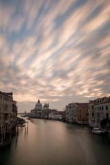 Alba a Venezia