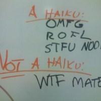 H is for Horoscope Haiku
