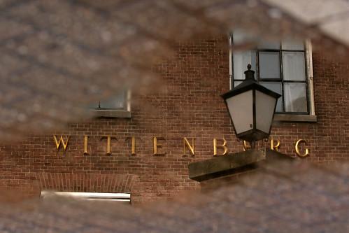 Wittenberg, 95 teses