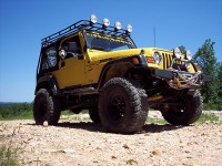 Garvin Wilderness Jeep TJ Expedition Roof Rack ...