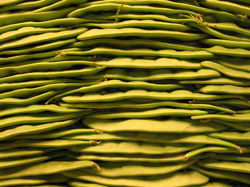 Green Beans by Victoria Reay