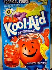 Drinking the Kool-aid