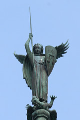 Archangel Michael from Nidarosdomen