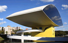 oscar Niemeyer - art museum