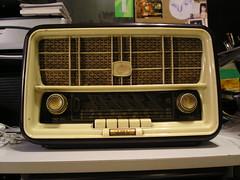 Radio valvolare Geloso