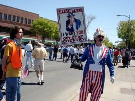 Danbury has seen a heated debate on undocumented immigrants. (Photo: mystical_swirl/Flickr)