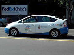 Google Book Search car