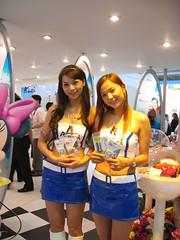 Computex Sales Girls Photo Set