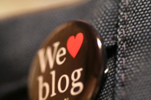 We ♥ blog