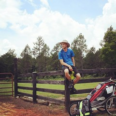 Get feeling like a cowboy every once in a while. #TheWorldWalk #travel #Georgia #twwphotos