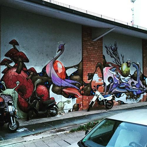 #Streetart II #0711 #Stuttgart