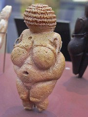 Venus of Willendorf Fertility Goddess cast 240...