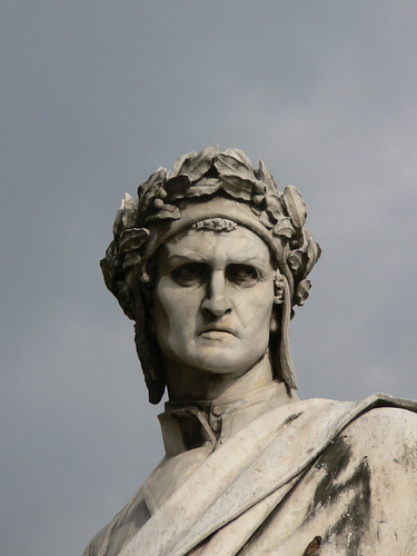 Dante looking at you
