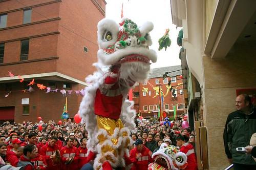 Chinese New Year - London