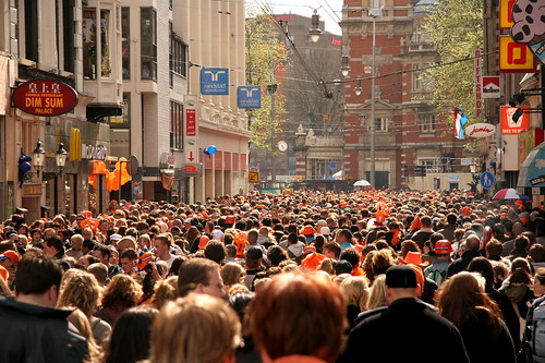 Queens Day, Netherlands
