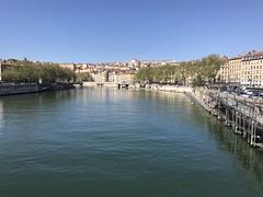 La Saone - Lyon