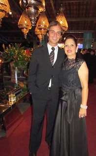 Gabriel de Carvalho e Lelena Almeida
