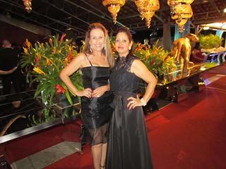 Raquel de Carvalho e Lelena Almeida