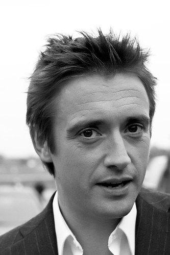 Richard Hammond, from Top Gear, looks similar but is not in fact Hugh Jackman.