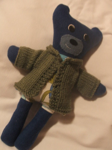 * Its a sweater for Wee Wonderfuls!  ;)