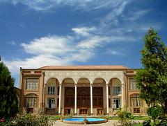 Hello from Tabriz (Behnam's House)