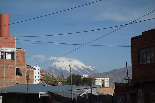 Les montagnes, vues du sol !