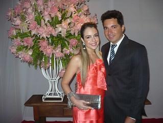 Jaqueline e Márcio Gledson