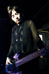 "Savages - 2015 NYC Residency, Mercury Lounge, New York City, NY 1-21-15 • <a style=""font-size:0.8em;"" href=""http://www.flickr.com/photos/79463948@N07/23457633612/"" target=""_blank"">View on Flickr</a>"