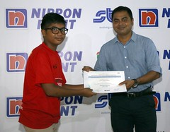 Nippon Paint 13th Inter School Swimming Competition 2015 383