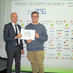 Silverio Gaspani e Daniele Aldegani