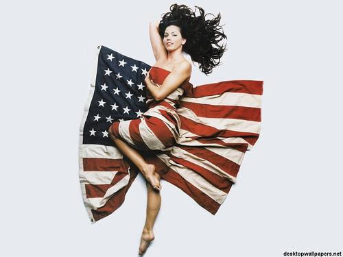 Charisma Carpenter - God Bless America!
