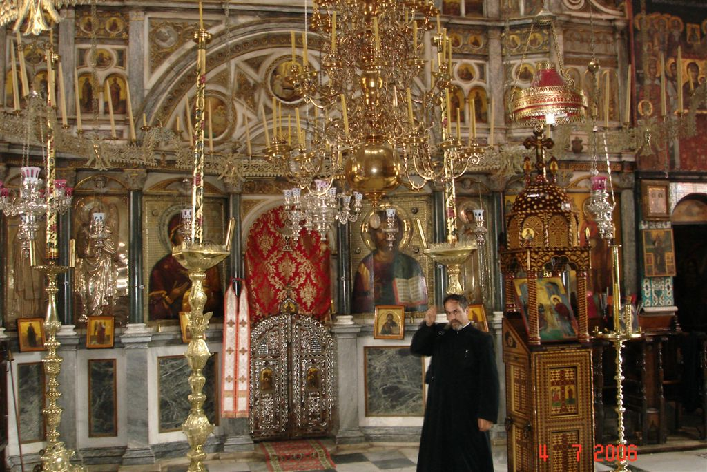 The Monastery of Great Lavra