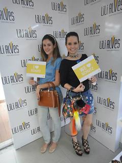 Géssica Delamanche Campos e Jéssica Alves