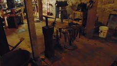 Stake anvil