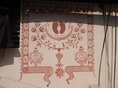 The Legend Kuchipudi Dancer Dr. Vyjayanthi Kashi's Shambhavi School of Dance Outside Photography By Chinmaya M.Rao  (198)