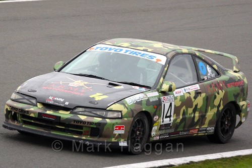BRSCC at Donington Park, October 2015