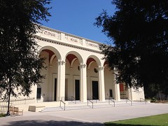 Quad at Pomona College