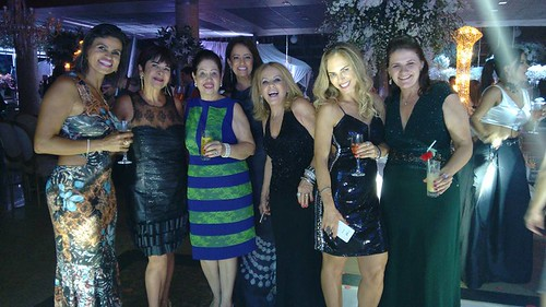 Cleo Rodrigues, Cleo Flex Acad, Lais Chevrand, Claudia França Lúcio, Sandra Moratti, Denise Coelho e Rosi Vieira.