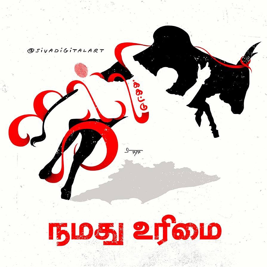 Jallikattu Kaalai Wallpapers With Quotes The World S Best Photos Of Festival And Tamil Flickr