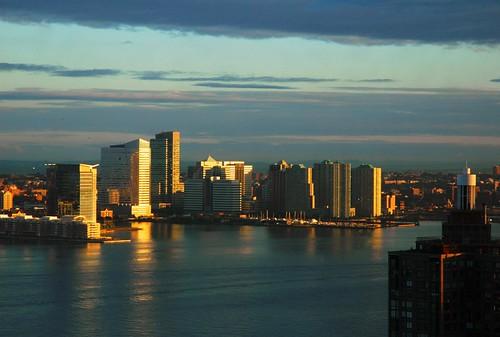 New Jersey at sunrise