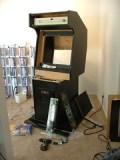 Arcade cabinet clean up
